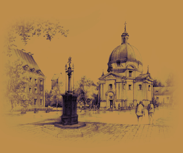 nowe miasto w Warszawie