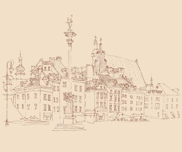 ulica zamkowa Warszawa